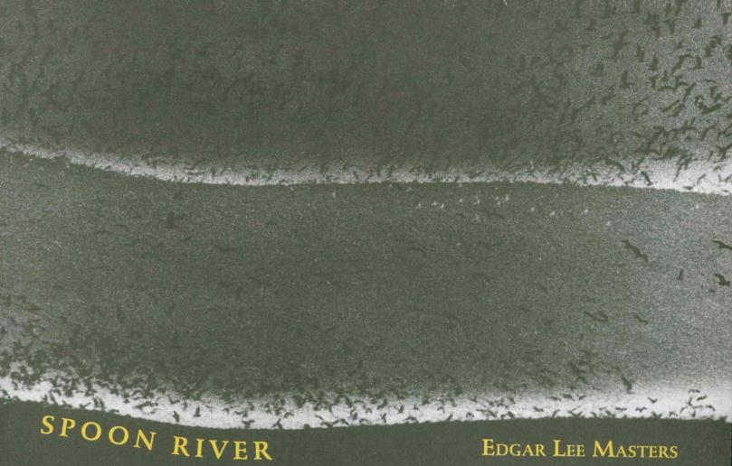 SPOON RIVER,CATALOGUE DES CHANSONS DE LA RIVIERE